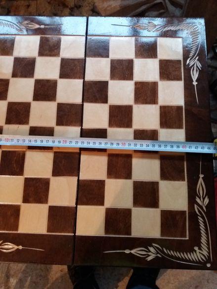 Шах+табла и италиански бутонки