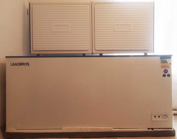Морозильная камера Ларь LEADBROS 500 литров