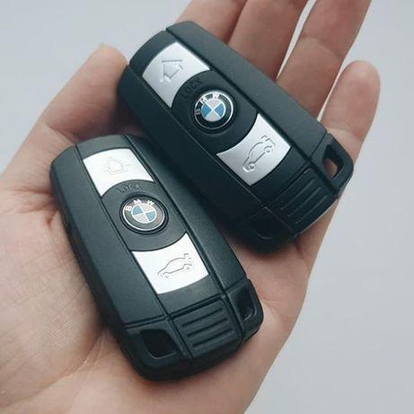 Cheie BMW Seria 1 3 5 , E60 E90 E87 -- X5 -- X6 -- Oferim Programare