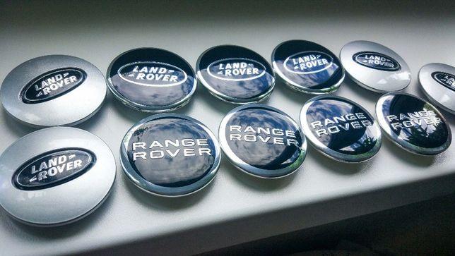 колпачки на диски на Range Rover Land Rover