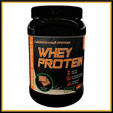 протеин ксб mass effect gold whey 1 кг + подарок!