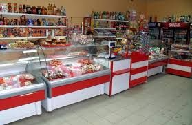Действующий продуктовый магазин в аренду
