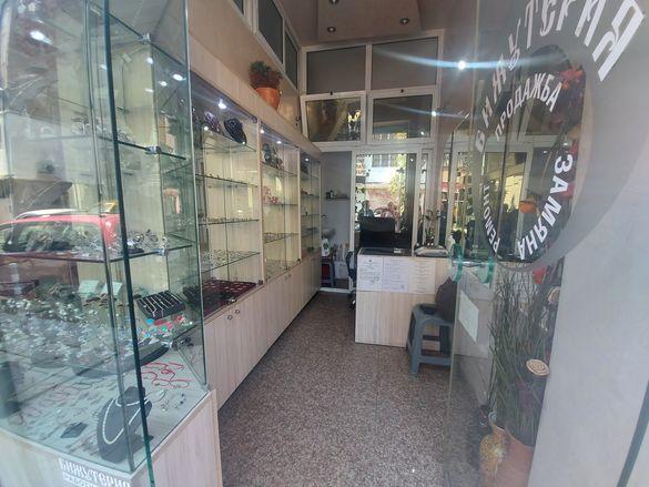 Продава магазин бул. Христо Ботев
