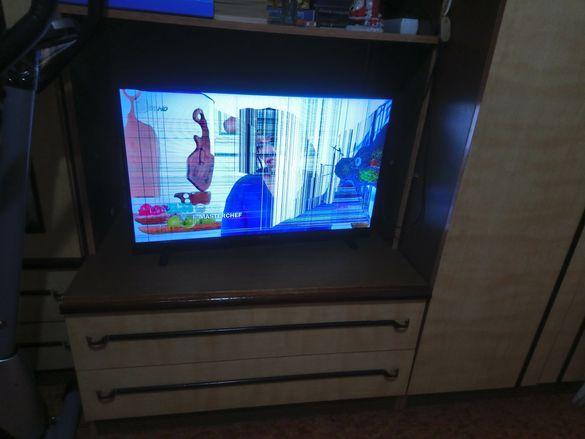 "Телевизор Tesla, 32S605BHS, 32"" (81 см), Smart Android, HD, LED"