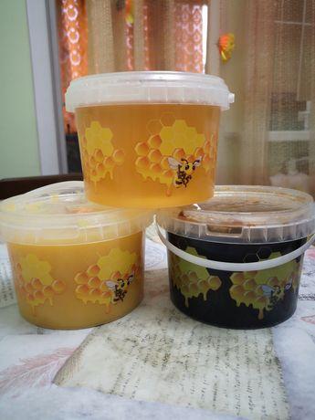 Мёд натуральный Оскемен