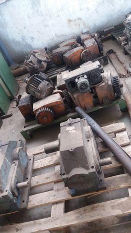 редуктори рцр285,125 рдц 400.350,125,225,колела за портални и мостов