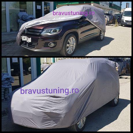 Husa auto Prelata impermeabila compatibil Jaguar/Land Rover/Volvo/Saab