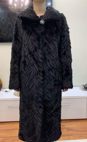Шуба (верлюжая шерсть)новая