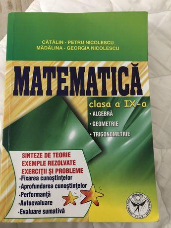 Carti de Matematica