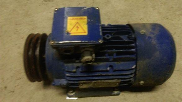 Електромотор / Електромотори 0.75 / 1.1 /1.5 / 2.2 /3 /4 /5.5 kW