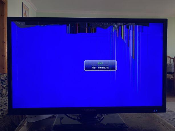 Телевизор Samsung LED HDTV 78' на запчасти