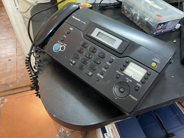 Факсовый телефон Panasonic