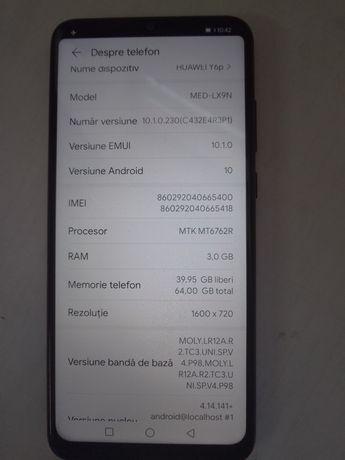 Huawei y6p in stare f buna