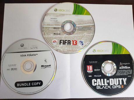 Три Xbox 360 игри, оригинални