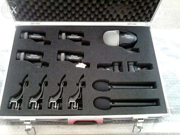 Set Microfon Tobe Profesional