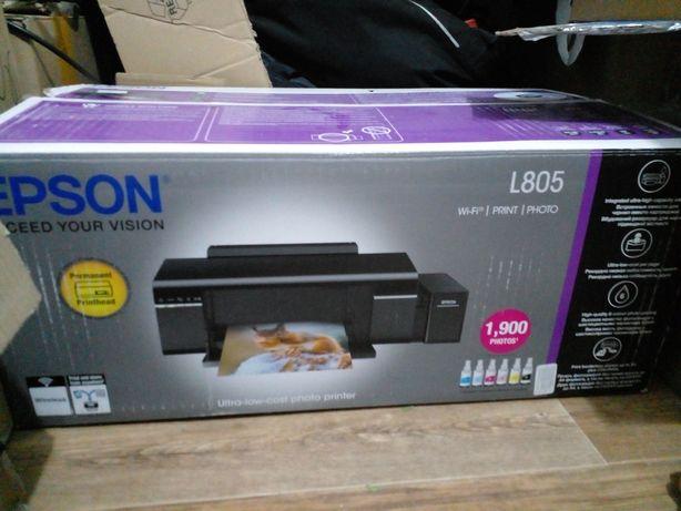 Принтер epsonL805