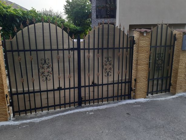 Panouri pentru gard