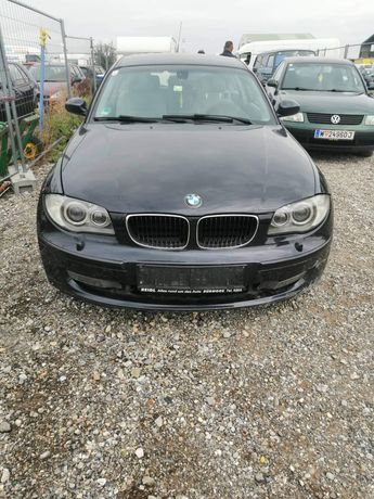 BMW e81 на части