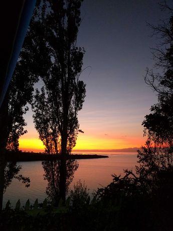 Участок с домом на южном побережье оз. Иссык-Куль