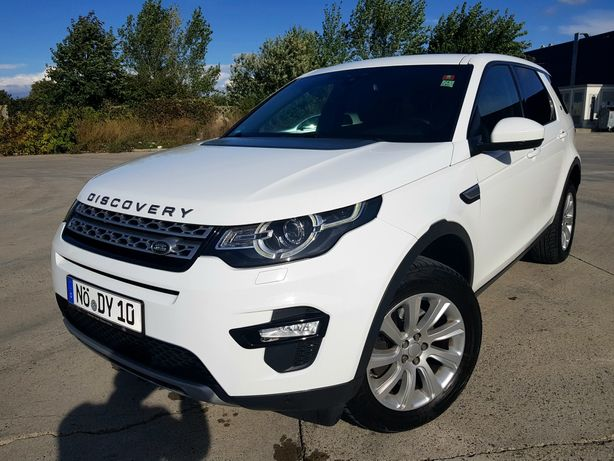 Land Rover Discovery  Sport 2016 / Automat / 90.000 KM REALI..
