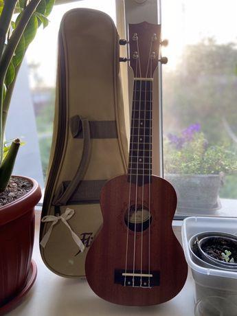 Укулеле . Гавайская гитара