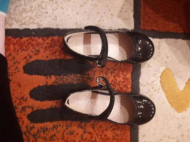 Pantofi negrii lac fetite marimea 29