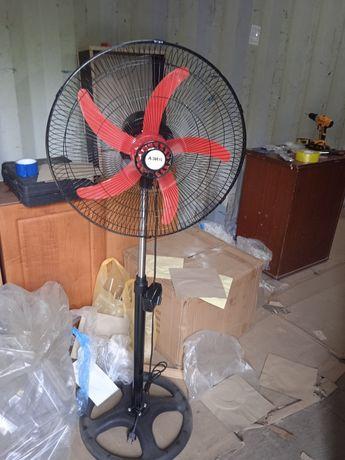 Вентилятор мощный напольный