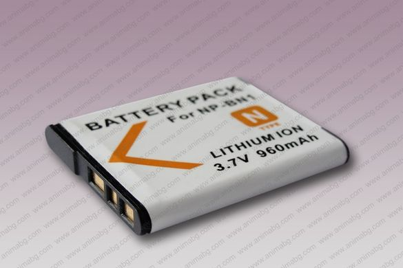 ANIMABG Батерия модел NP-BN1