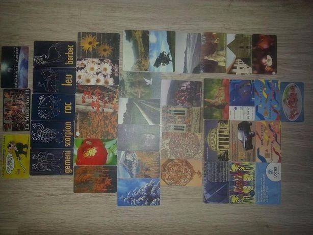 Colectie cartele telefonice romanesti