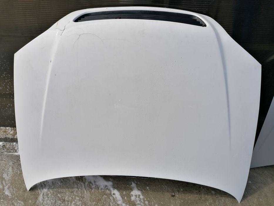 Capota motor Opel Astra G alb Arad - imagine 1