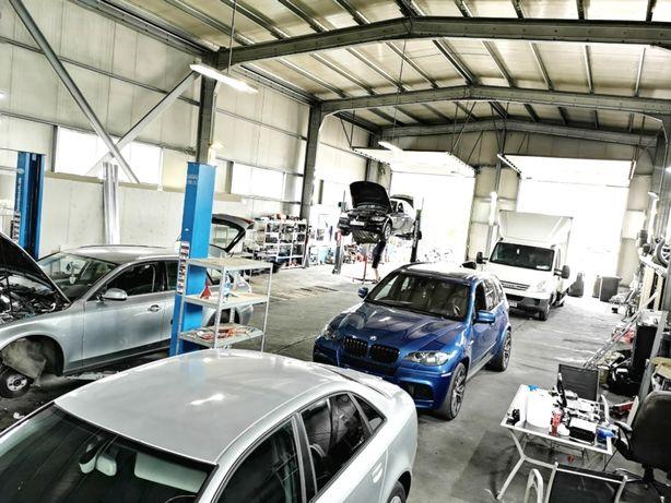 Reparatii Mercedes Sprinter mecanica si electrica