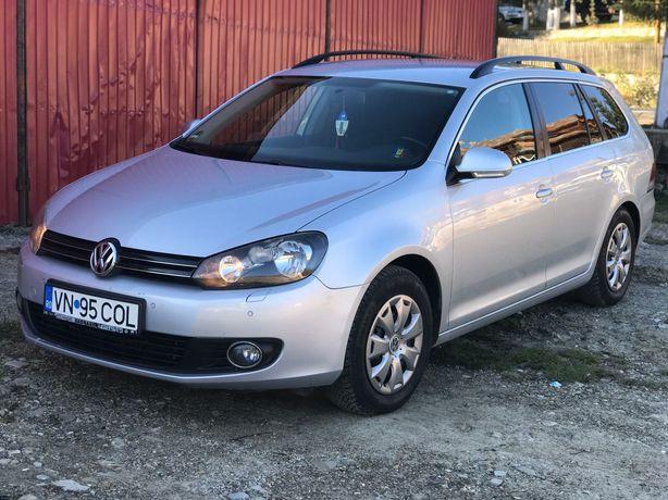 Volkswagen Golf VI schimb doar cu 4X4