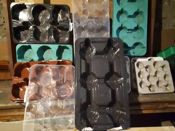 Поддоны - кассеты для транспортировки горшков