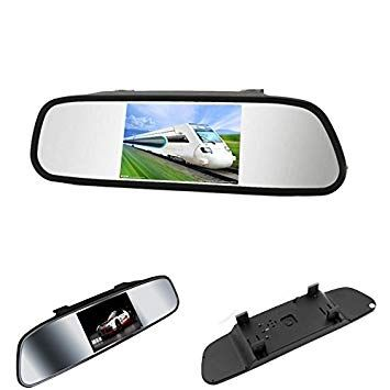 Monitor pentru camera marsarier tip oglinda de 5 inch sau 6 inch