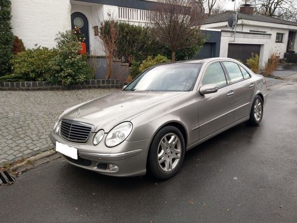 Mercedes-Benz E 220 CDI, Мерцедес Е220 ЦДИ НА ЧАСТИ