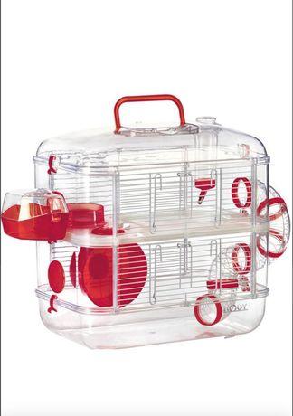 Cușcă Hamster aproape nouă