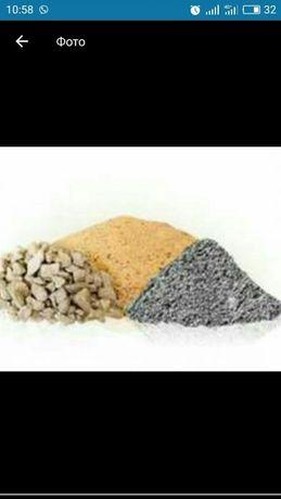 Песок, щебень5*10, 10*20, 20*40, 40*70,отсев, хвосты, уголь