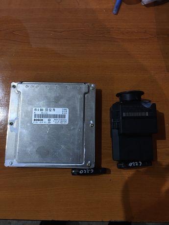 Kit pornire mercedes c220 w203 an 2003