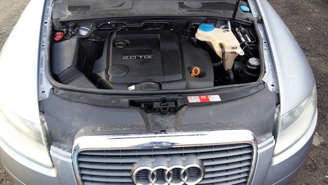 Cutie manuala 6 trepte Audi a6 4f BRE