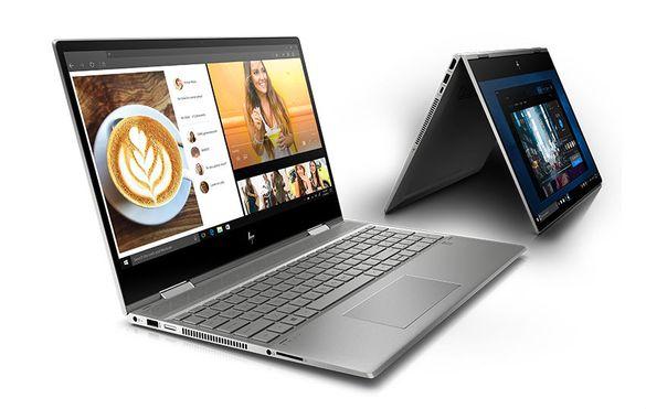 Лаптоп HP ENVY X360 - 13-convert/AMD Ryzen 4500U/8 GB DDR4/512GB SSD/