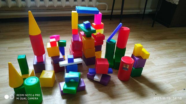 Продам набор кубиков