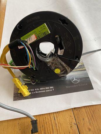 Лентов кабел -датчик ъгъл на волана за Мерцедес Mercedes