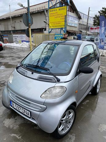 Vand smart fortwo 2001