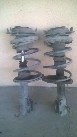омртизатор с пружинами+ генератор переделаный шокаладкой