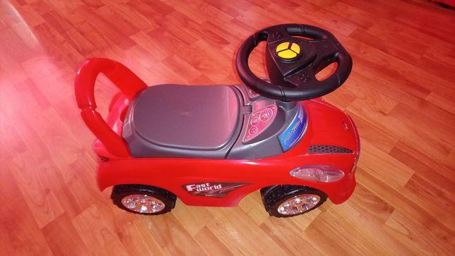 Masina masinuta pentru copii cu sunete sirena cadou