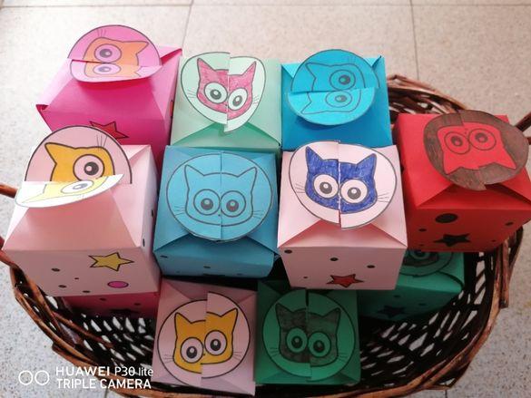 Кутийки за детско  парти
