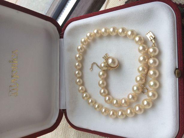 Colier perle de cultura Majorica