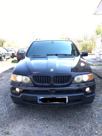 BMW X5 e53 3.0d  БМВ Х5 3.0д на части!!