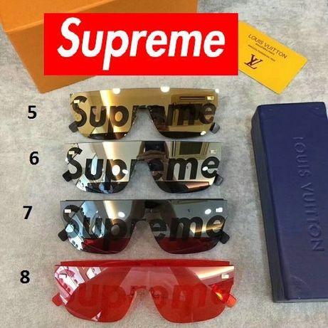 Слънчеви очила Supreme unisex
