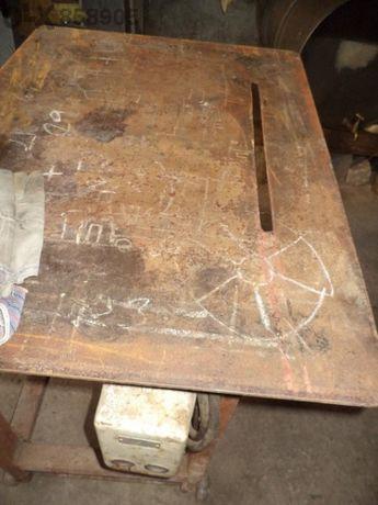 метална маса за циркуляр - (станок)